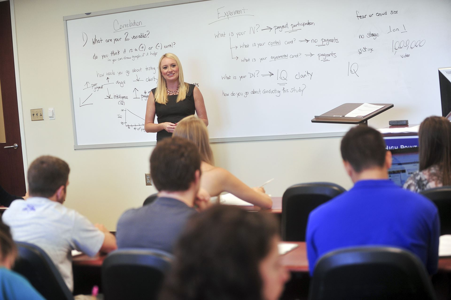 Society for the Teaching of Psychology - This is How I Teach