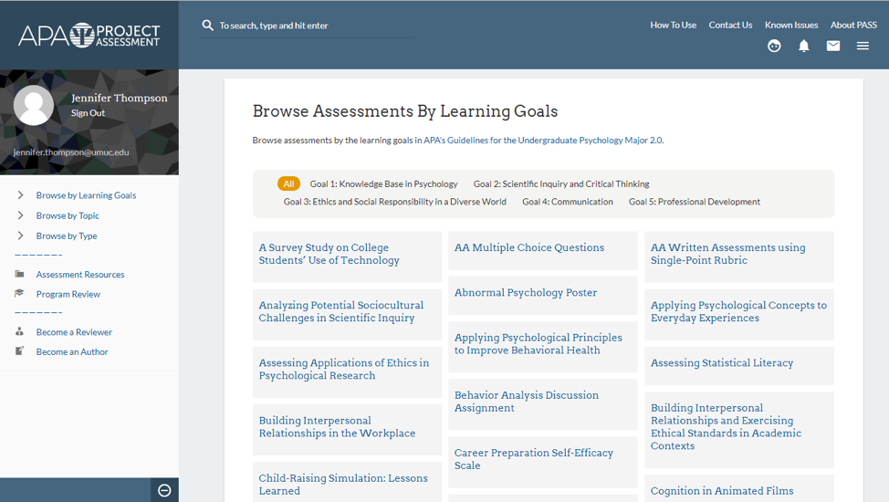 Society for the teaching of psychology gsta blog the website includes a variety of evidence based assessments that can be easily integrated into the most commonly taught psychology courses in higher fandeluxe Images